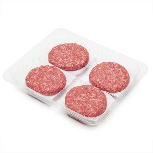 Maxi hamburguesa de vaca