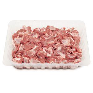 Costella de porc a daus B.G.