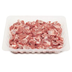 Costilla de cerdo a tacos B.G.
