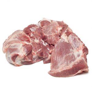 Espatlla de porc sense os