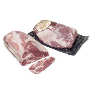 Carne magra cuello de cerdo Selecta