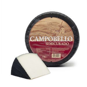 Queso semi «Campobello»