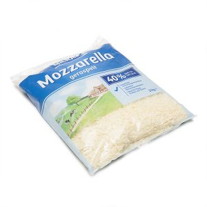 Mozzarella ratllada