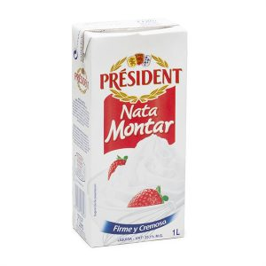 "Bric de nata ""President"""