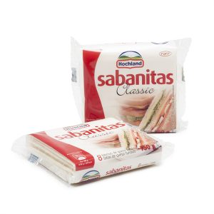 Queso lonchas mini «Sabanitas»