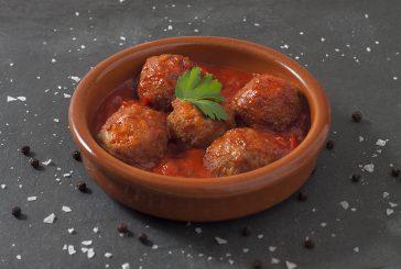albondigas con salsa de tomate